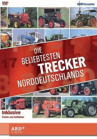 DVD »Die beliebtesten Trecker Norddeutschlands«