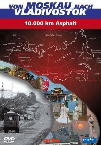 DVD »Von Moskau nach Vladivostok - 10.000 Kilometer...«