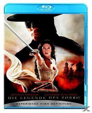 Blu-ray »Die Legende des Zorro«