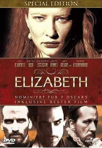 DVD »Elizabeth (Special Edition)«