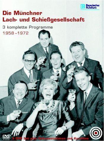 DVD »Münchner Lach- und Schiessgesellschaft - Das...«