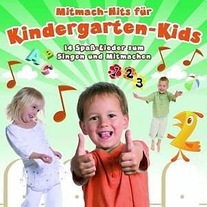 Audio CD »Diverse: Mitmach-Hits Für Kindergarten-Kids...«