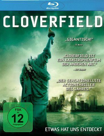 Blu-ray »Cloverfield«
