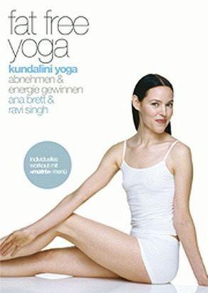 DVD »Fat Free Yoga - Kundalini Yoga«