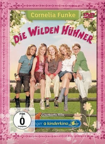 DVD »Die wilden Hühner (nur für den Buchhandel)«