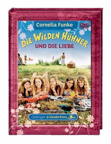 DVD »Die wilden Hühner und die Liebe (nur für den...«