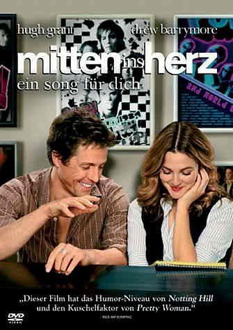 DVD »Mitten ins Herz - Ein Song für Dich«