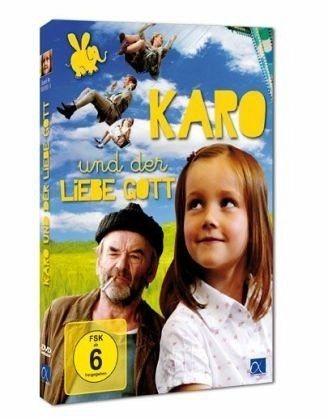 DVD »Karo und der Liebe Gott«