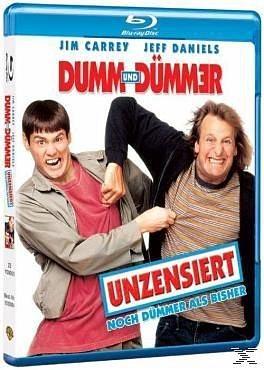 Blu-ray »Dumm und Dümmer (Unzensiert)«