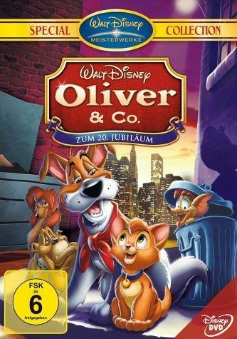 DVD »Oliver & Co., 20 Jahre Jubiläums Edition, 1...«