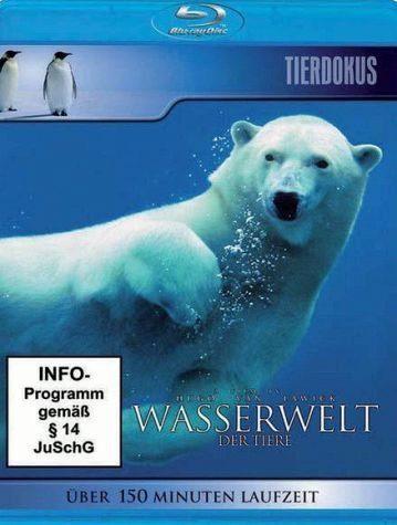 Blu-ray »Hugo van Lawick - Wasserwelt der Tiere«