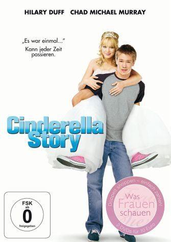 DVD »Cinderella Story«