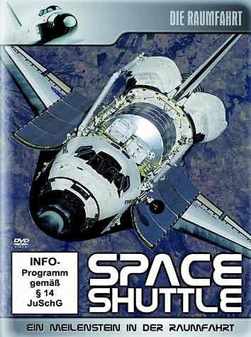 DVD »Space Shuttle (Metallbox Edition)«