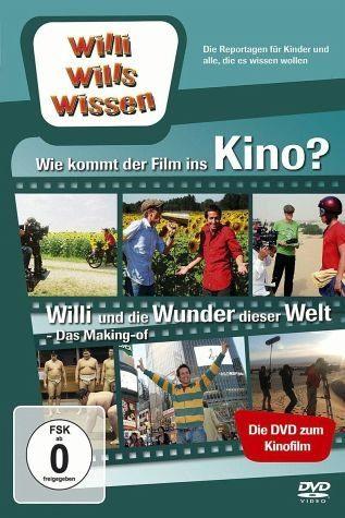 DVD »Willi will's wissen - Wie kommt der Film ins...«