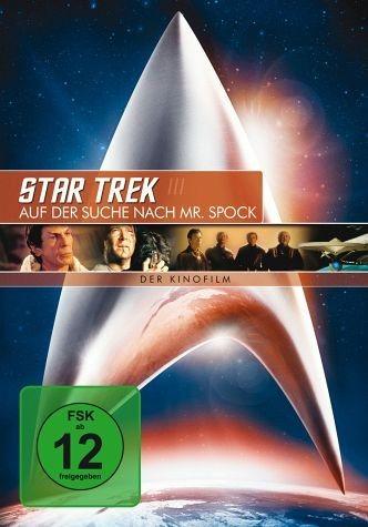 DVD »Star Trek 03 - Auf der Suche nach Mr. Spock...«