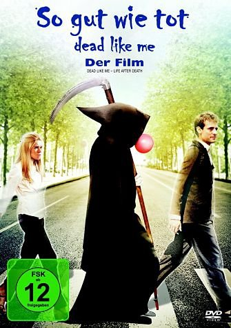 DVD »So gut wie tot - Dead Like Me: Der Film«
