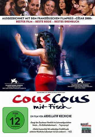 DVD »Couscous mit Fisch«