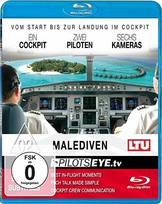 Blu-ray »Malediven, Blu-ray«