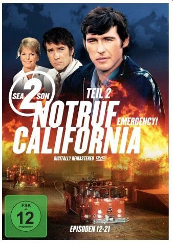 DVD »Notruf California - Staffel 2, Teil 2 (3 DVDs)«