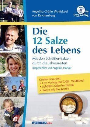 DVD »Die 12 Salze Des Lebens«