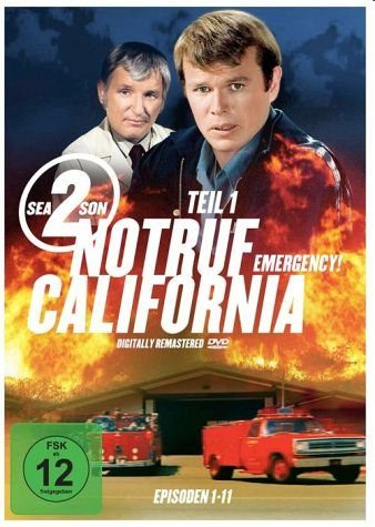 DVD »Notruf California - Staffel 2, Teil 1 (3 DVDs)«