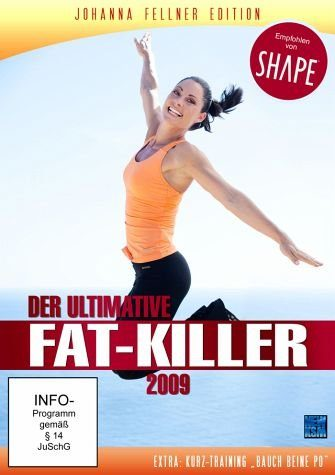 DVD »Johanna Fellner Edition - Der ultimative...«