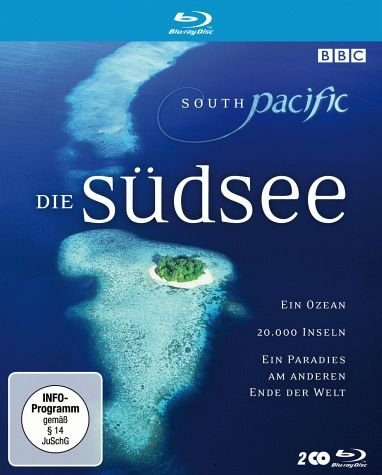 Blu-ray »Die Südsee (2 Discs)«