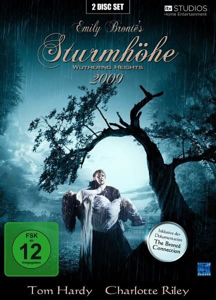 DVD »Emily Brontës Sturmhöhe - Wuthering Heights...«