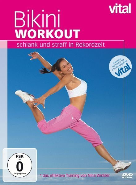 DVD »Vital - Bikini Workout: Schlank und straff in...«