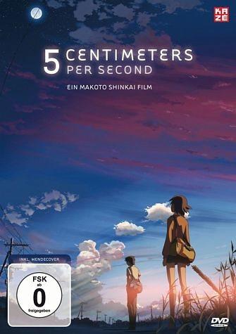 DVD »5 Centimeters Per Second«