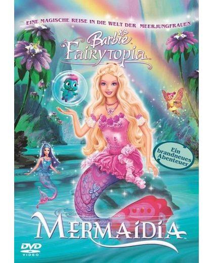 DVD »Barbie - Fairytopia: Mermaidia«