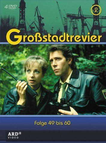 DVD »Großstadtrevier - Box 02, Folge 49 bis 60 (4...«