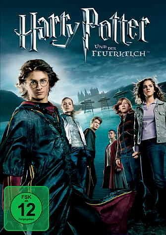 DVD »Harry Potter und der Feuerkelch (Einzel-DVD)«