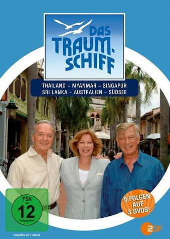 DVD »Das Traumschiff DVD-Box 3 (3 DVDs)«