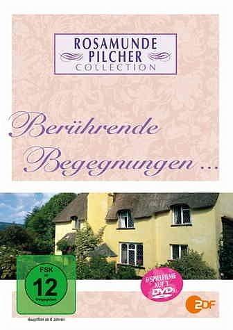 DVD »Rosamunde Pilcher Collection - Berührende...«