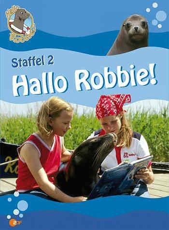DVD »Hallo Robbie! - Staffel 2 (3 DVDs)«