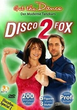 DVD »Get the Dance - Discofox 2«