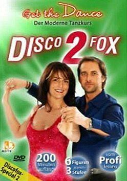DVD »Get the Dance - Discofox 2«