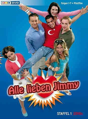 DVD »Alle lieben Jimmy - Staffel 1 (2 DVDs)«