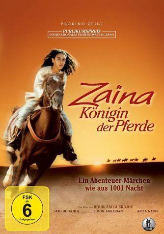 DVD »Zaïna, Königin der Pferde«