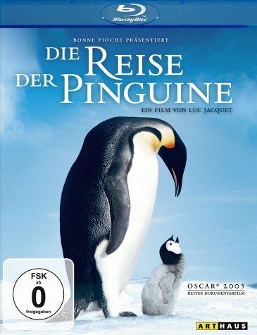 Blu-ray »Die Reise der Pinguine«