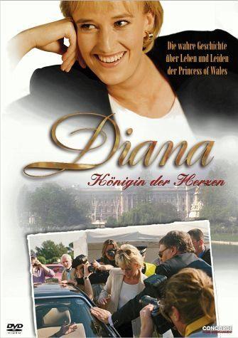 DVD »Diana - Königin der Herzen«