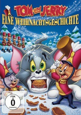 DVD »Tom und Jerry - Eine Weihnachtsgeschichte«