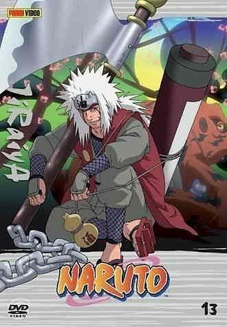 DVD »Naruto - Vol. 13, Episoden 53-57«