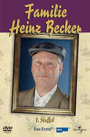 DVD »Familie Heinz Becker - 1. Staffel (2 DVDs)«