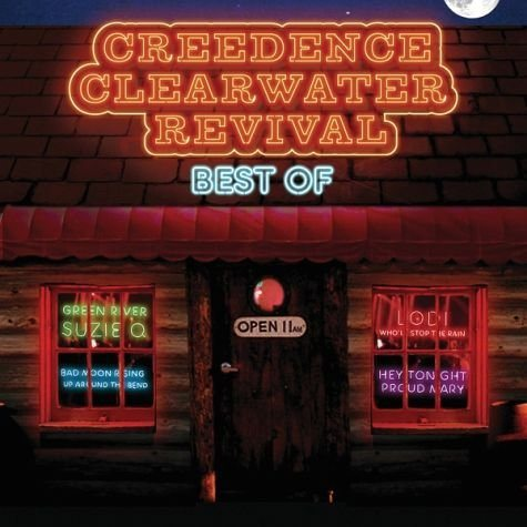 Audio CD »Creedence Clearwater Revival: Best Of«