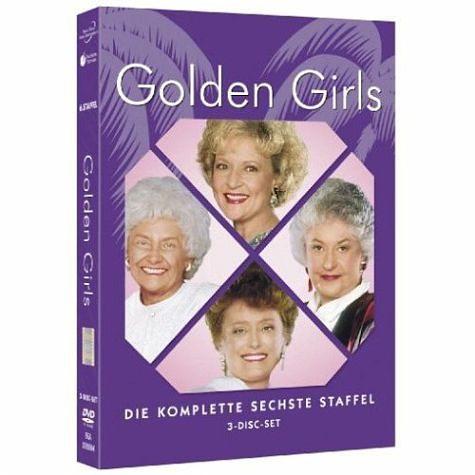 DVD »Golden Girls - Die komplette sechste Staffel...«