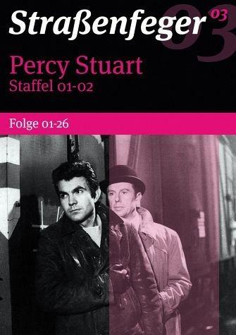 DVD »Percy Stuart - Staffel 1 + 2 (4 DVDs)«