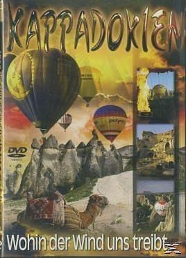 DVD »Kappadokien - Wohin der Wind uns treibt«