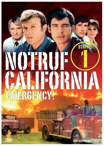 DVD »Notruf California - Staffel 1 (4 DVDs)«